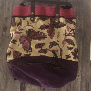 Lucky Brand Drawstring Backpack
